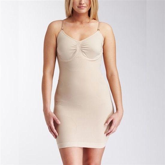 cami shapewear slip nude