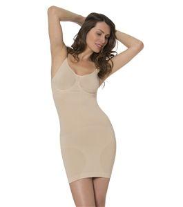 shapewear cami slip nude