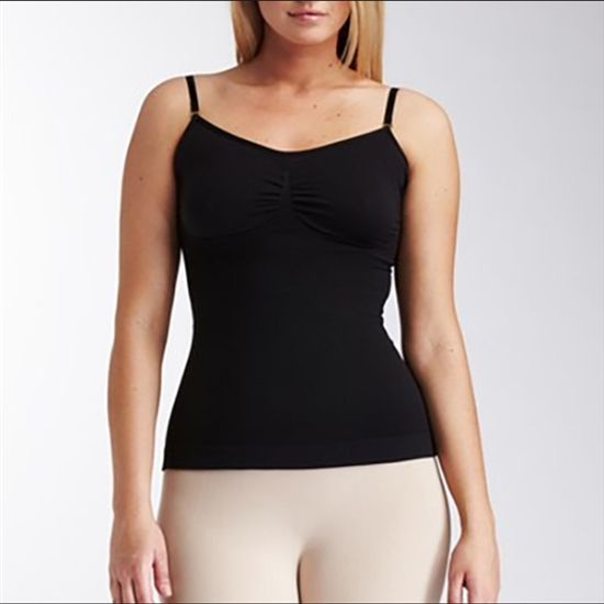 Cami Top Shaperwear Non-padded Underwire Bra - Aha