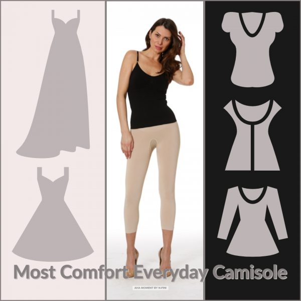 Aha Moment 511 shapewear cami fashion tips