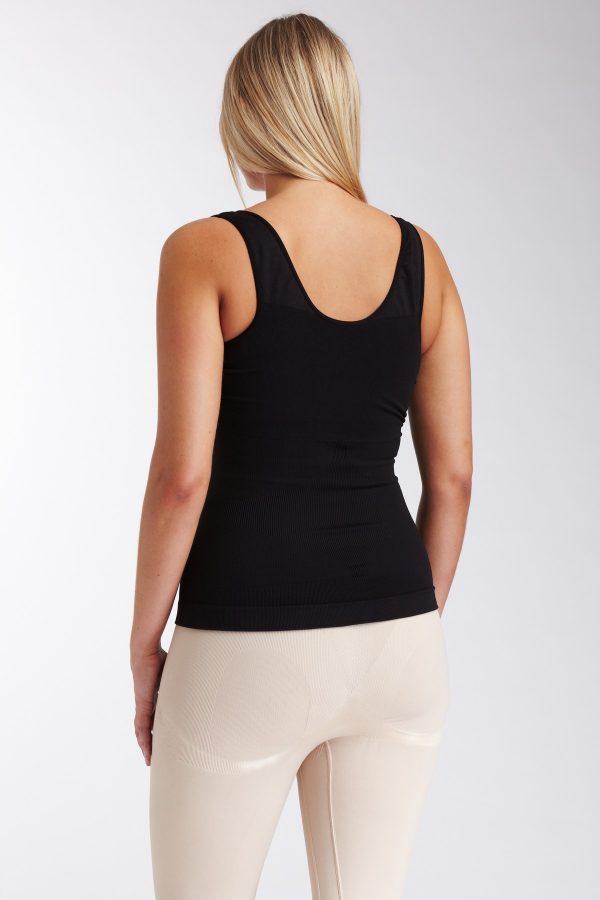 back view tank top shapewear