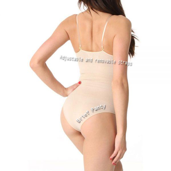 back view bodysuit features