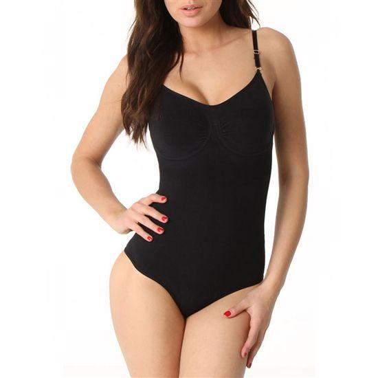 bodysuit with underwire bra