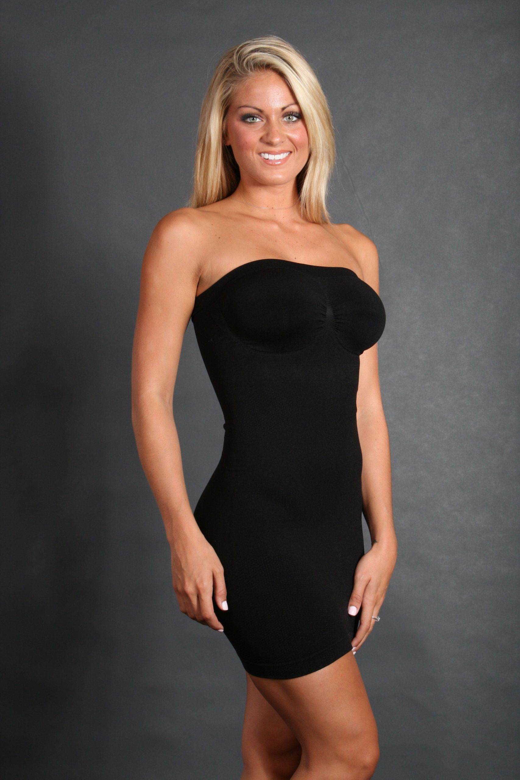 Cami Top Shapewear with Non-padded Wire Free Bra - Aha